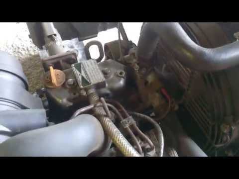 Yanmar 2TNE68 -HG 2 cylinder diesel engine