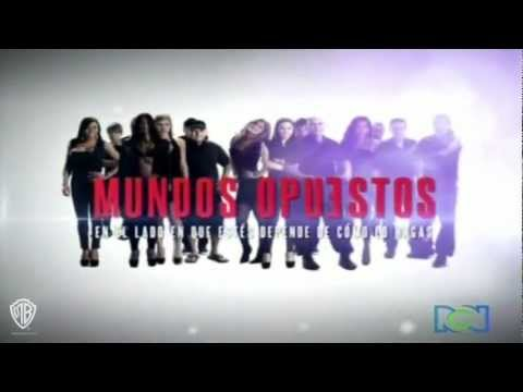 Canal RCN - Participantes de Mundos Opuestos