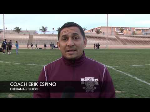 Fontana High School Soccer Fontana High School vs Summit