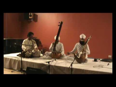 Ranbir Singh - Taus, Shahbaz Hussain - Tabla, Raag Madhuvanti