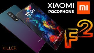 XIAOMI POCOPHONE  F2 concept Introduction | Price and Release date