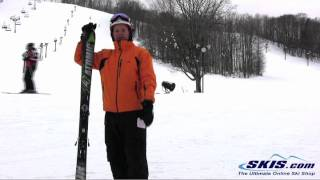 2012 Atomic Blackeye Ti Skis Review