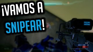 Halo 5: Guardians | ¡Vamos a Snipear! - Francotiradores Gameplay