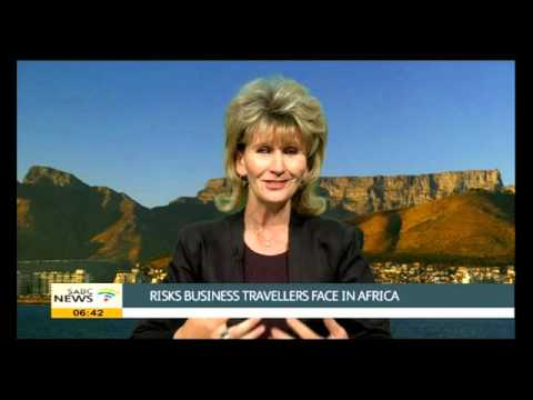Risks business travellers face in Africa