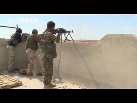 Battle for Manbij – US-backed forces enter key ISIL bastion in Syria