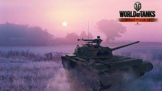 Т-54: Видео, гайд, обзор советского среднего танка т-54, как играть в world of tanks (wot) №1