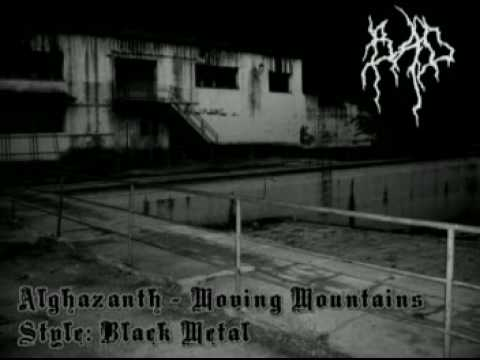 Alghazanth - Moving mountains