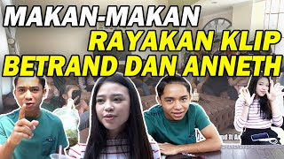 Download lagu The Onsu Family - Ruben Onsu ajak Anneth dan Betrand, MAKAN BARENG rayakan Video Clip TERBARU