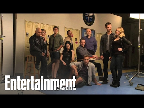 'Veronica Mars': EW photo shoot fun