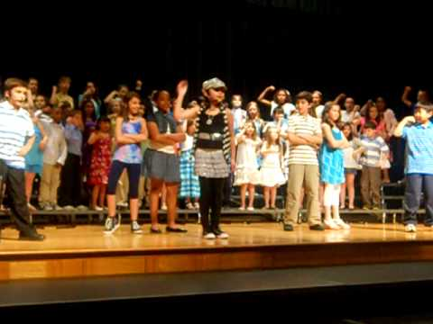 Lopatcong Elementary School Spring Chorus Concert  May 24, 2011