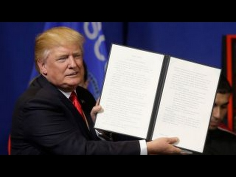 How Trump's Executive Order Begins To Reform The H-1B Visa Program