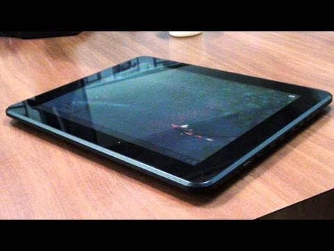 Zync z1000 Tablet Unboxing