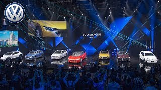 Volkswagen Group Media Event Beijing Auto Show 2018 – People's Mobility