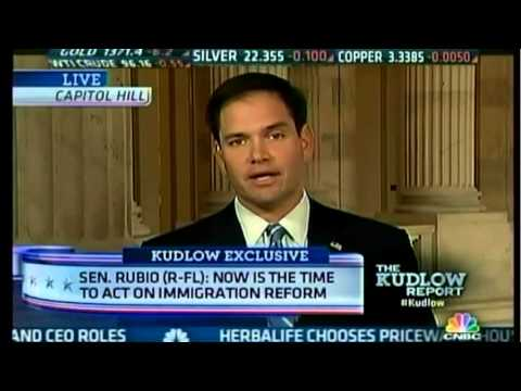 Rubio On Kudlow: Now Is The Time To Act On Immigration