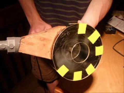 Home Made Air Pump