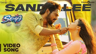 Sema Songs  Sandalee Video Song  GV Prakash Kumar