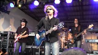 Someday I´ll Be Saturday Night - live Mořice 2012 - Absolute Bon Jovi revival - CZ