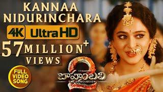 Kanna Nidurinchara Video Song Baahubali 2 Video Songs Prabhas Anushka