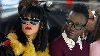 Rihanna & Lupita Nyong