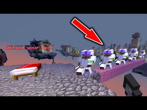 И КАК ЭТО ПОНИМАТЬ? ЭТО ВООБЩЕ НОРМАЛЬНО?! - (Minecraft Bed Wars)