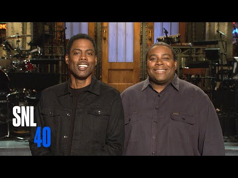 SNL Promo: Chris Rock with Kenan Thompson