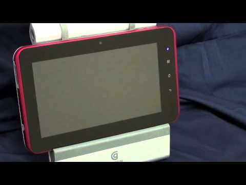 How to power on and off a 4.0 Android Tablet C91 C71 Superpad