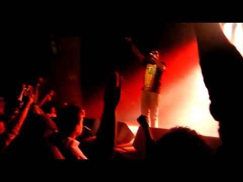Tiers Monde ''Négatif'' Concert Médine à CERGY 28 10 2011