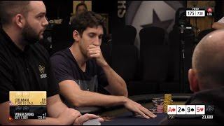 Quads vs. Aces Full - Dan Colman vs. Christoph Vogelsang | PSC Bahamas