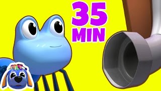 Itsy Bitsy Spider | Plus Lots More Nursery Rhymes | From Raggs TV