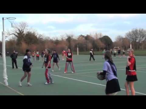 Sutton High School for Girls v Kingston Garmmar Sch U12's - Part 1