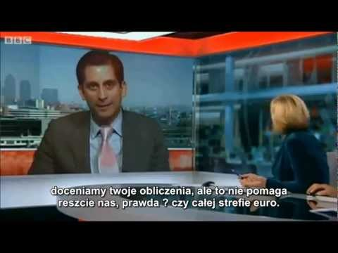 TV jaja - Szokujący wywiad z maklerem Alessio Rastani w BBC