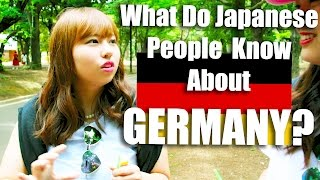 What Do Japanese People Really Know About Germany?