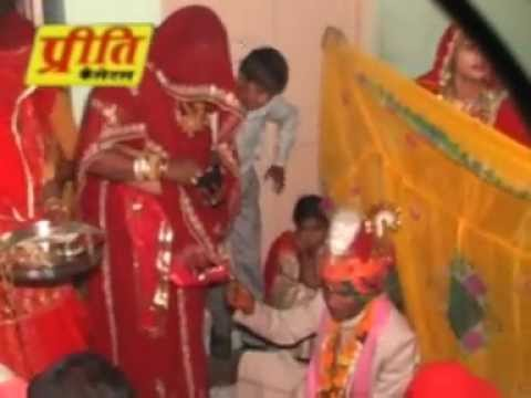 Banni Re Saun - Rajasthani Marriage Special Dj Dance Video New Song Of 2012 From Aangan Ubi Banadi video
