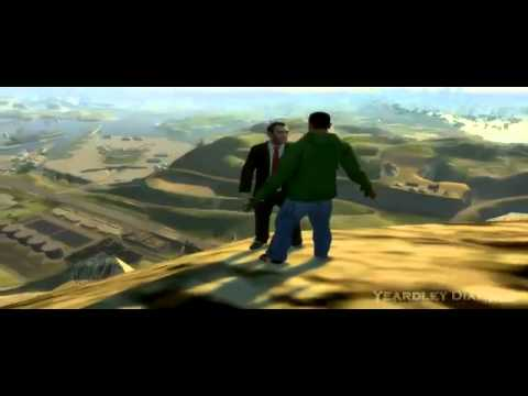 Niko bellic vs Carl Johnson un mauvais voyage