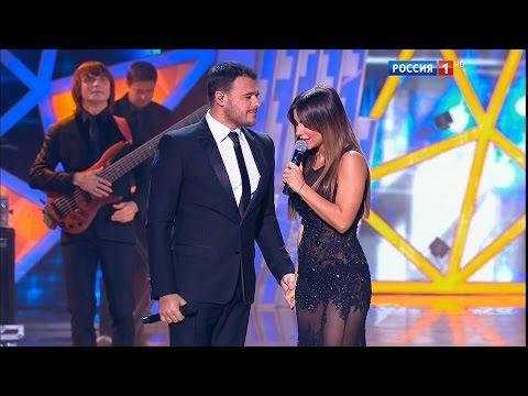 Ани Лорак и Emin - Я не могу сказать (Лучшие песни, 31.12.2016)