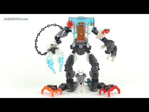 LEGO Hero Factory 44017 Stormer Freeze Machine (Invasion from Below) set review!