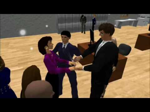 If I Were an Auditor - A Second Life Accounting Music Video