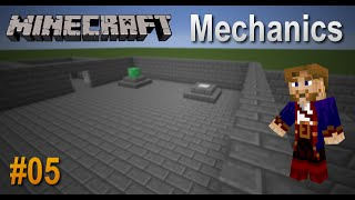 Minecraft-Mechanics #5: Zelda Dungeons