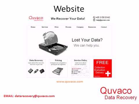 Data Recovery Singapore Cost