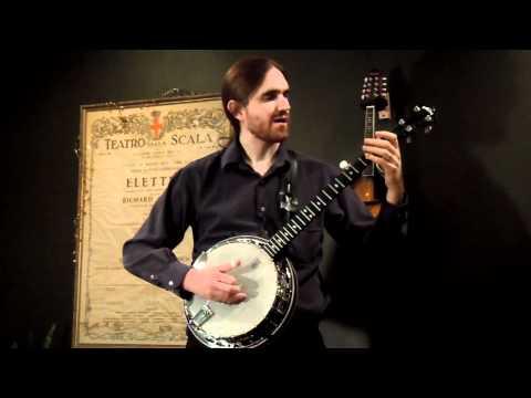 Log Drivers Waltz (solo banjo)