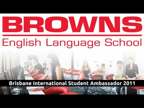 [BISA] BROWNS English Language School - Brisbane Campus Tour