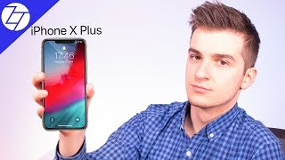 iPhone X Plus 2018 - LEAKED!