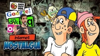 Nostalgia - Internet (Orkut, Bate Papo UOL, ICQ)