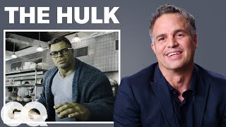 Mark Ruffalo Breaks Down His Most Iconic Characters | GQ