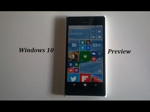 Como Atualizar o Windows Phone 8.1 para Windows 10 Mobile Preview - Insider