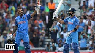 Kohli tops ICC ODI batting chart, Dhawan in top-10