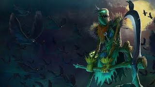 Como maneja un novato a FIDDLESTICKS||LOL||PC||Tips , consejos y trucos