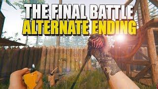 THE FINAL BATTLE - ALTERNATE ENDING (The Forest Hard Mode Survival) #15