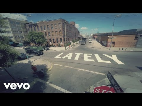 Charlie Winston - Lately (Lyrics Video)