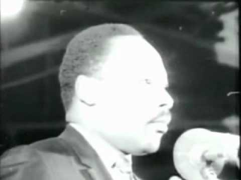 Martin Luther King, Jr. : April 3, 1968 -- i've Been To The Mountaintop. video